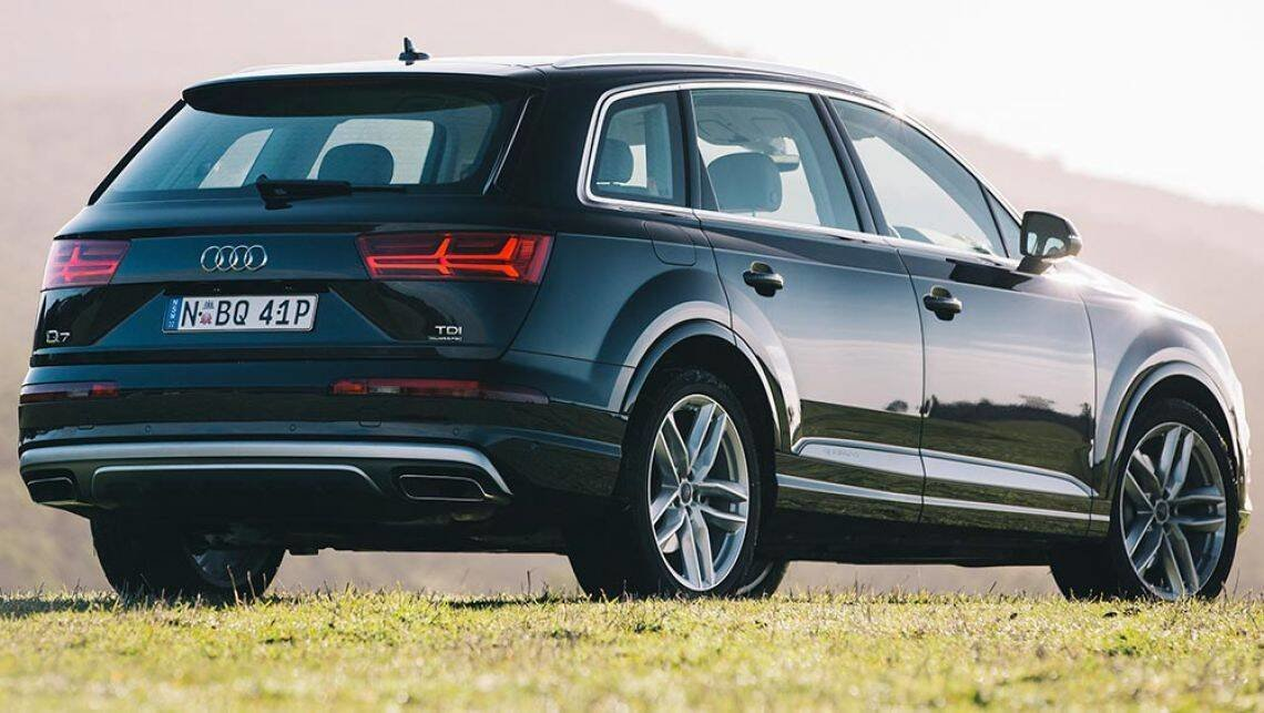 Latest 2015 Audi Q7 Tdi 200 Review Road Test Carsguide Free Download