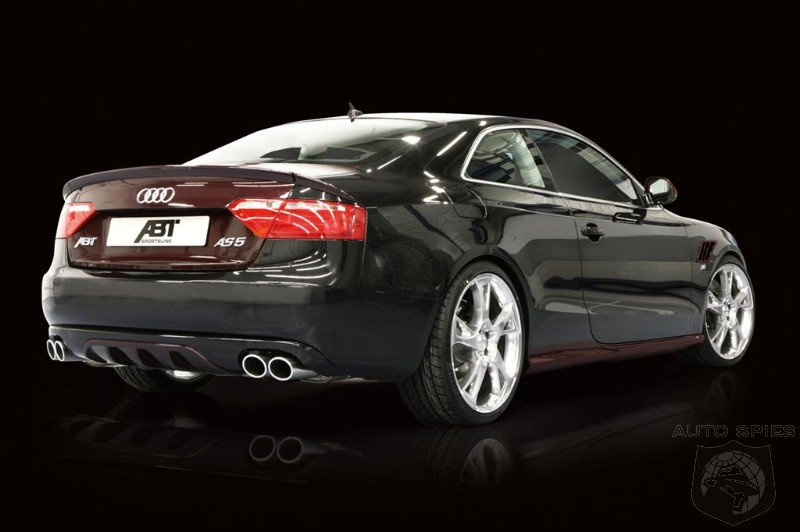 Latest Hd Car Wallpapers Abt Audi As5 Free Download