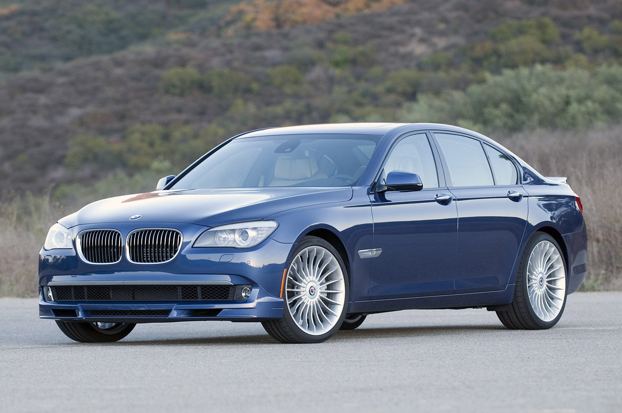 Latest Sport Cars Bmw Alpina B7 2012 Nice Car Free Download