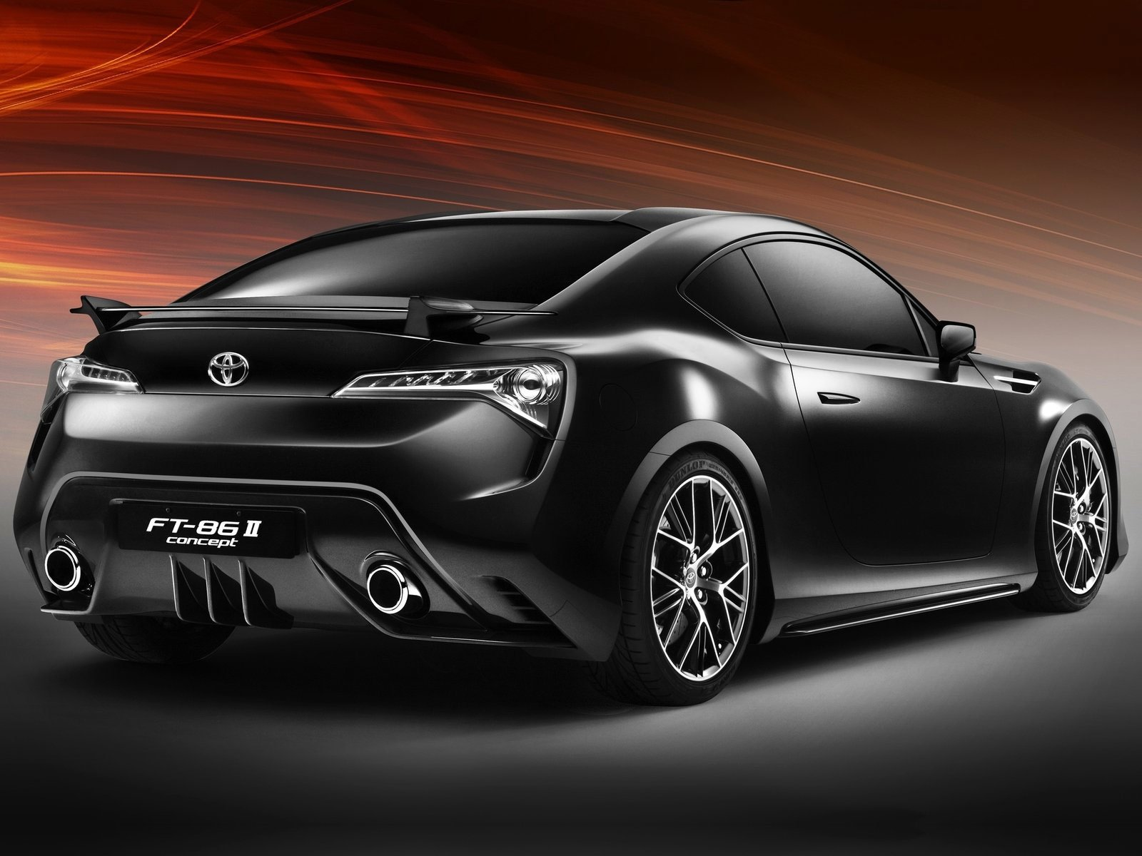 Latest 2011 Toyota Ft 86 Ii Concept Japanese Car Photos Free Download