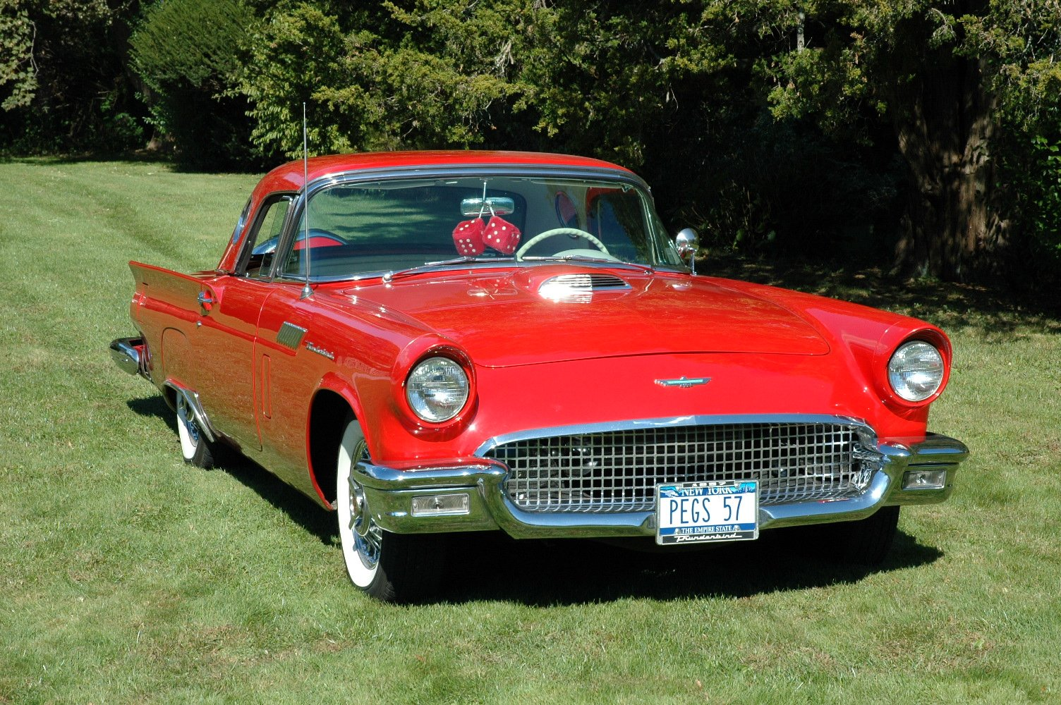 Latest Ford Cars Ford Thunderbird 1957 Free Download