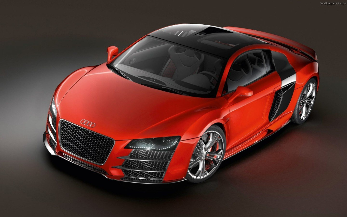 Latest Hd Car Wallpapers Red Audi R8 Wallpaper Free Download