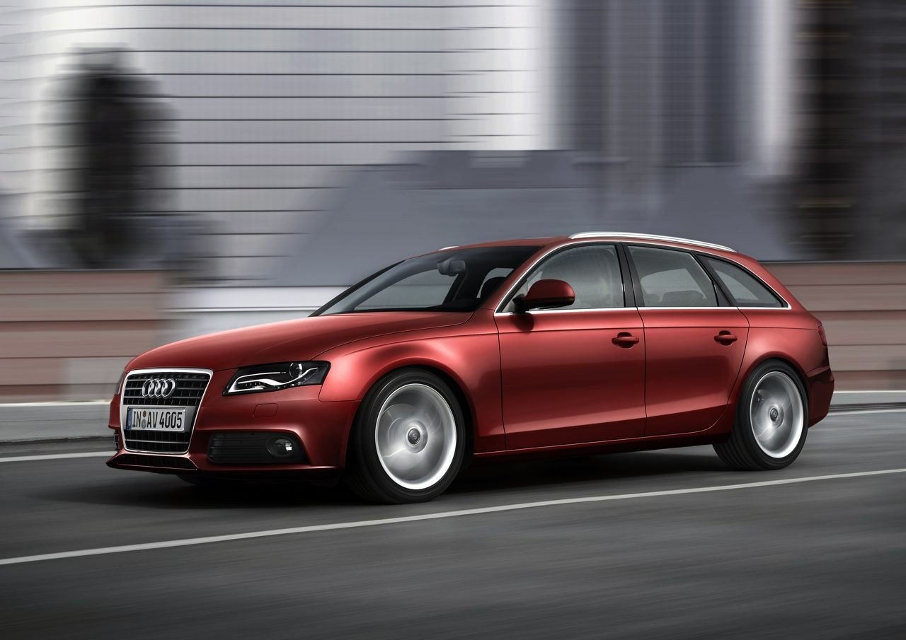 Latest World Of Cars Audi A4 Avant Images Free Download