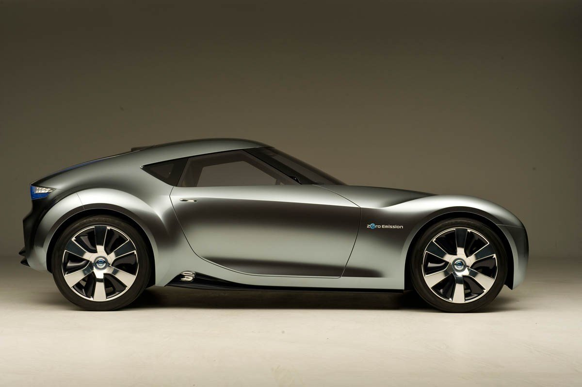 Latest Nissan Esflow Sports Car Gallery Pictures Evo Free Download