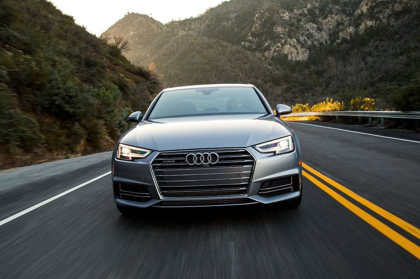 Latest 2017 Audi A4 Reviews And Rating Motor Trend Free Download