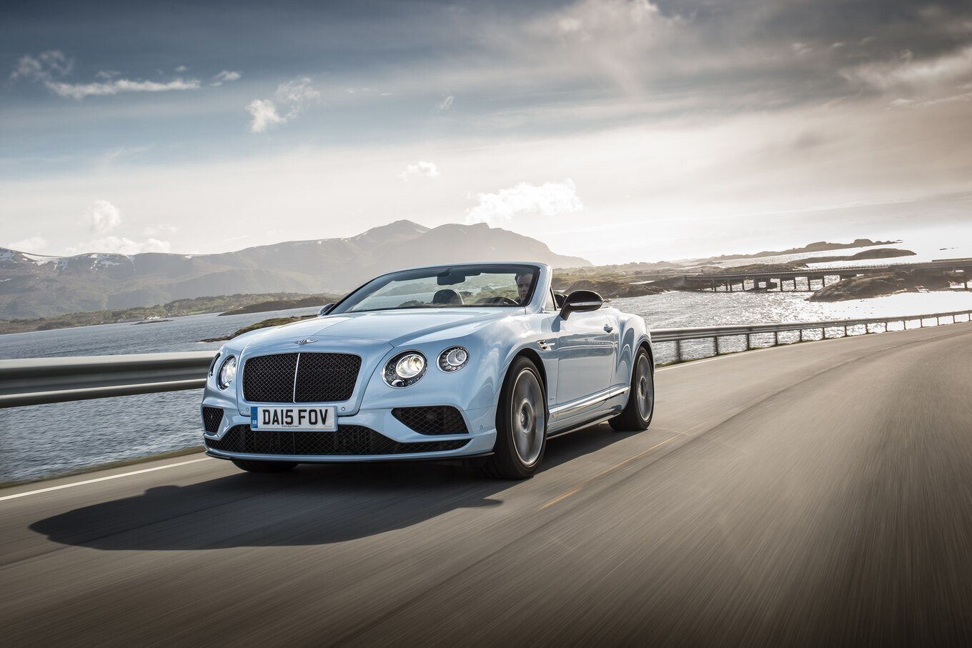 Latest 2016 Bentley Continental Gt First Drive Review Motor Trend Free Download