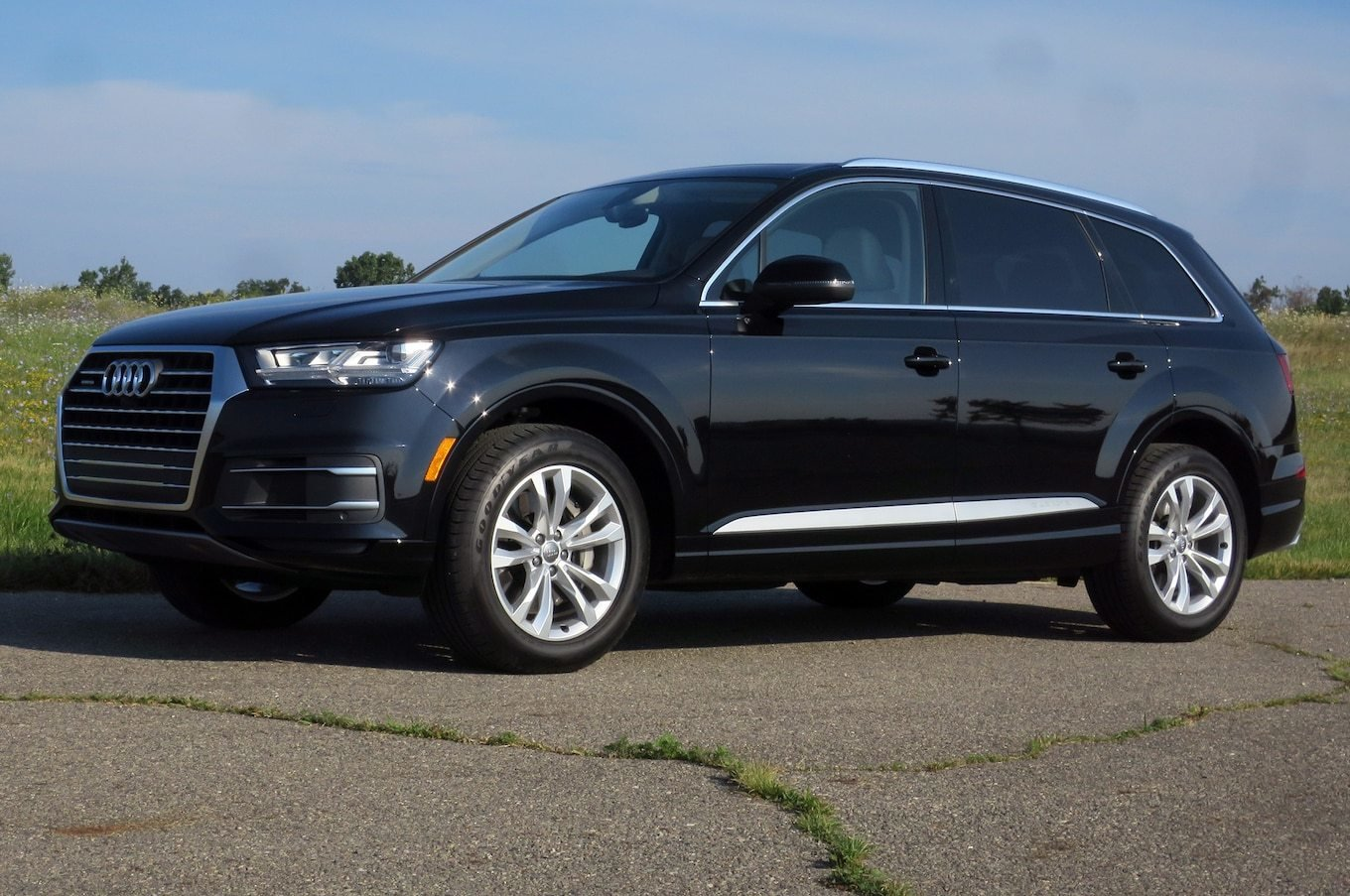 Latest 2017 Audi Q7 2 0T Quattro First Test Placebo Parsimony Free Download