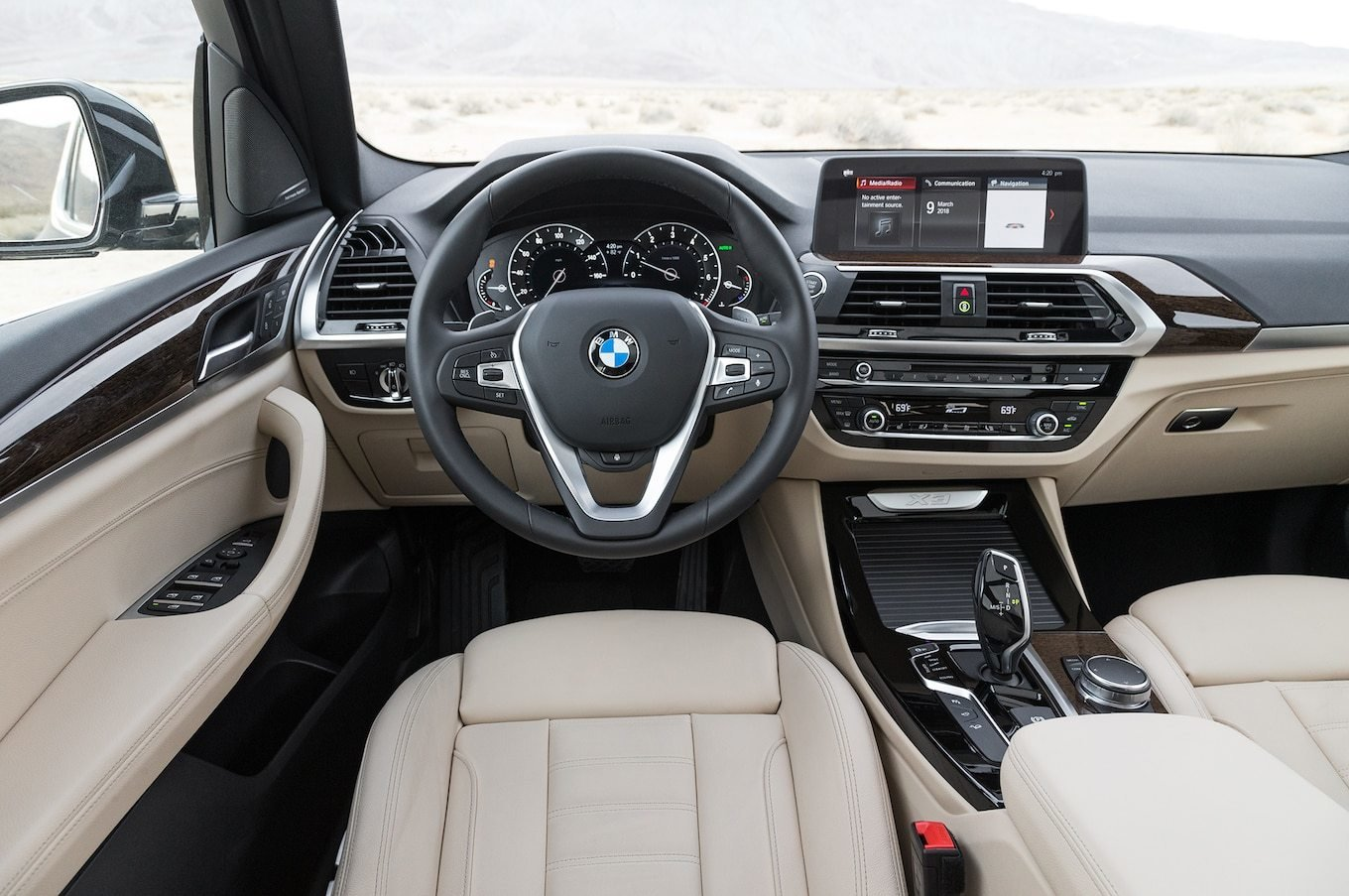 Latest 2018 Bmw X3 Xdrive30I First Test Review Motor Trend Free Download