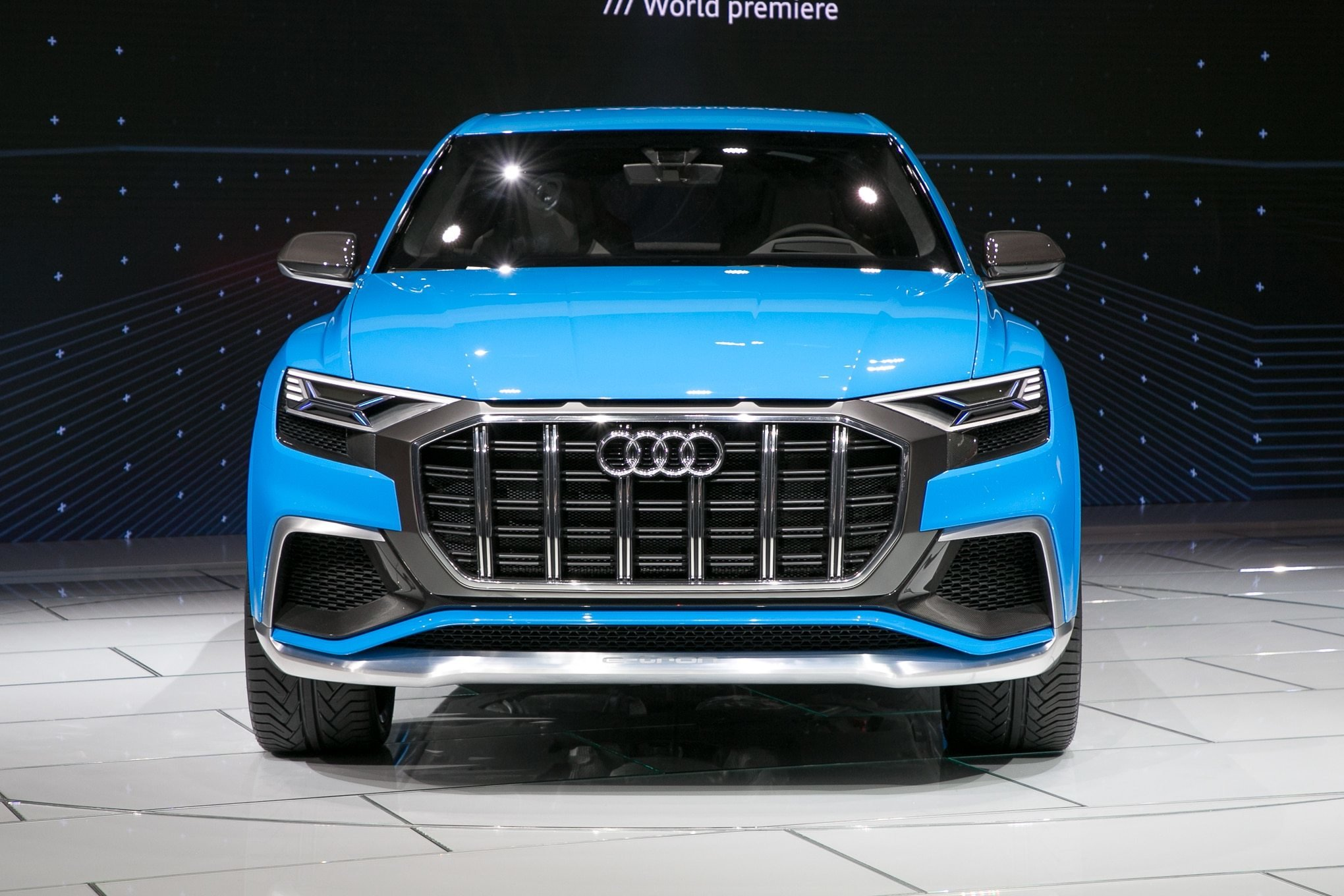 Latest Seven Awesome Features Of The Audi Q8 Concept Automobile Free Download