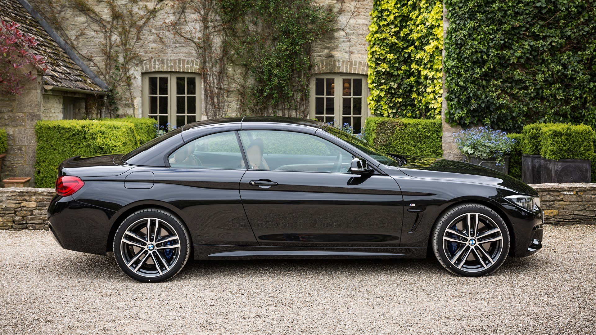 Latest Photos Bmw 2017 435D Xdrive Cabrio M Sport Package Black Free Download