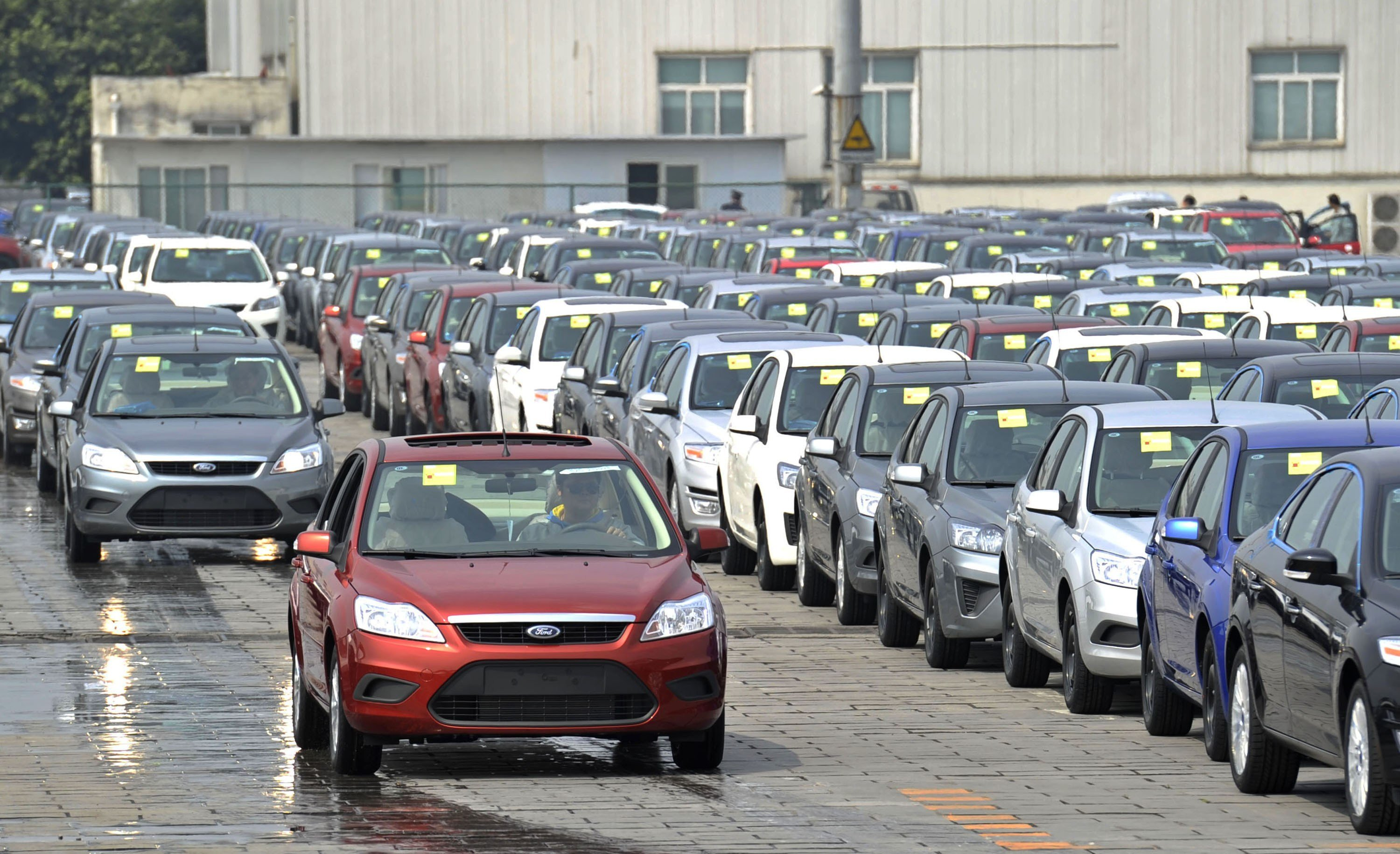 Latest China New Auto Sales 2013 Chinese Consumers Bought Over Free Download