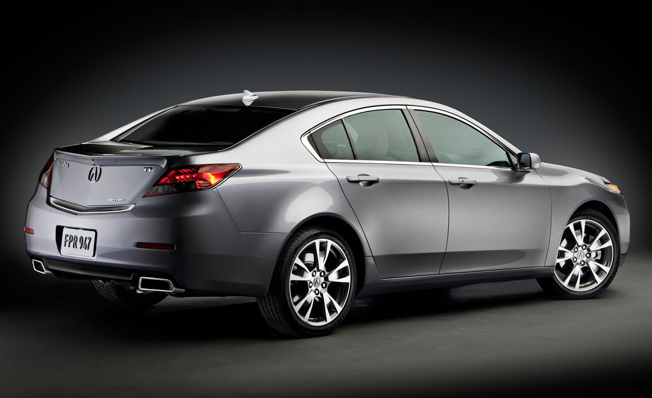 Latest 2012 Acura Tl Wallpapers Car Wallpapers Free Download
