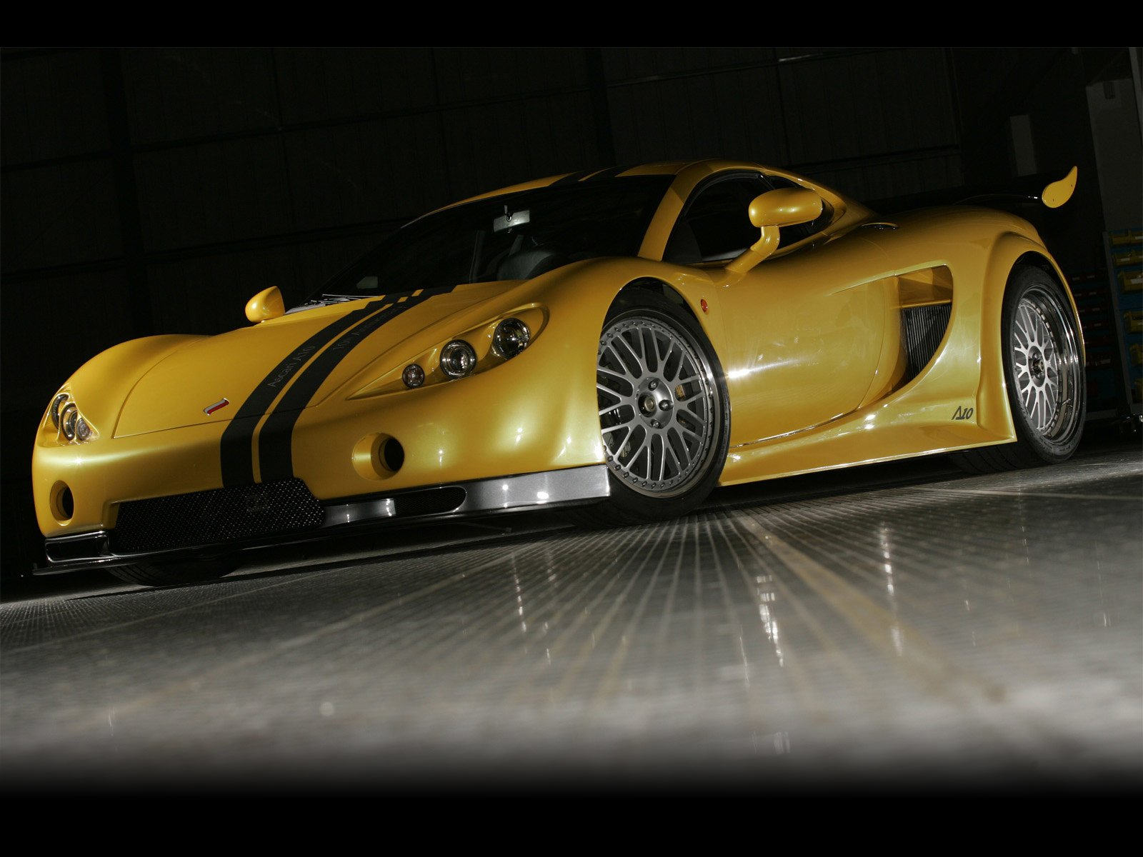 Latest 2007 Ascari A10 Car Desktop Wallpaper Accident Lawyers Free Download