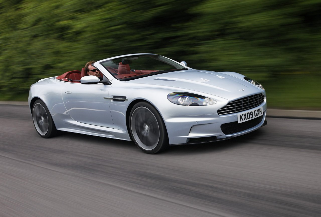 Latest Cars Aston Martin Dbs Volante Free Download