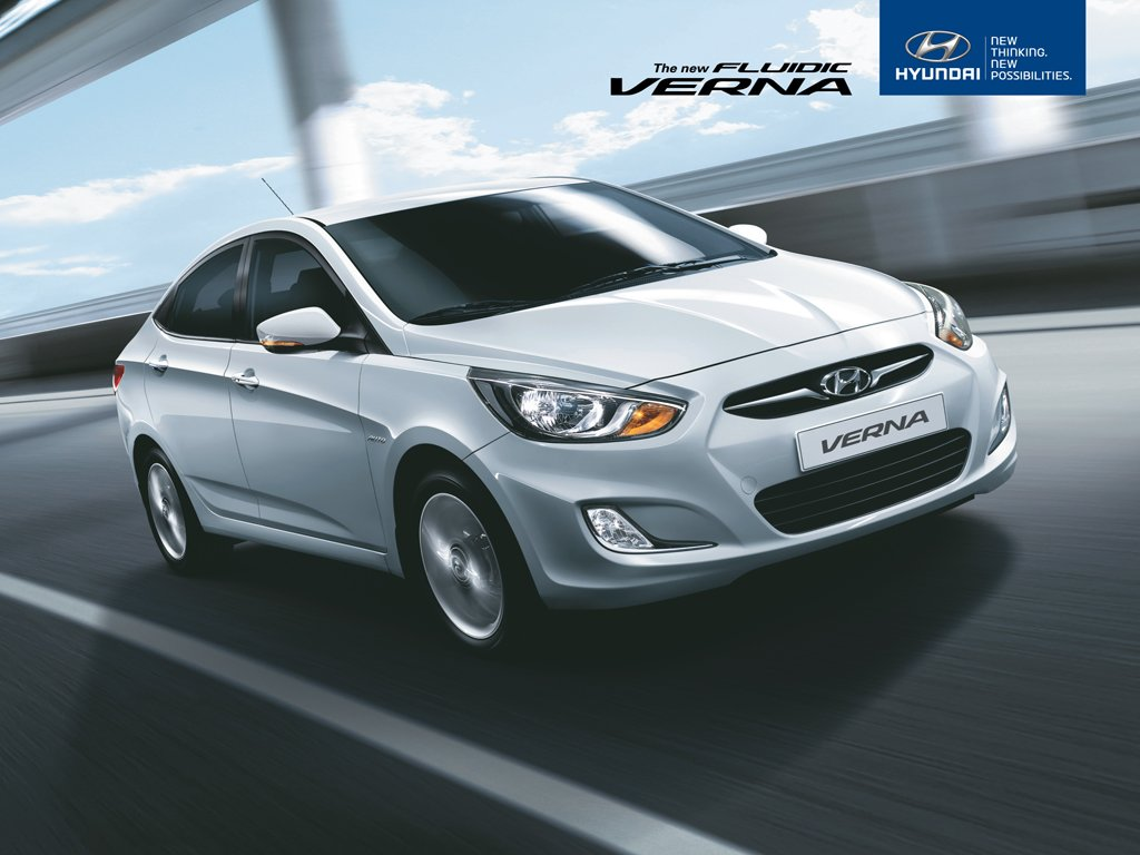 Latest Cars And Mobiles Information New Hyundai Verna Free Download