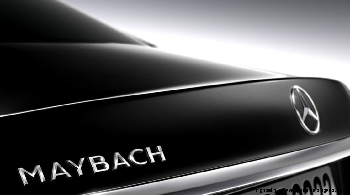 Latest Maybach Logo Cars Wallpaper Hd Desktop High Definitions Free Download