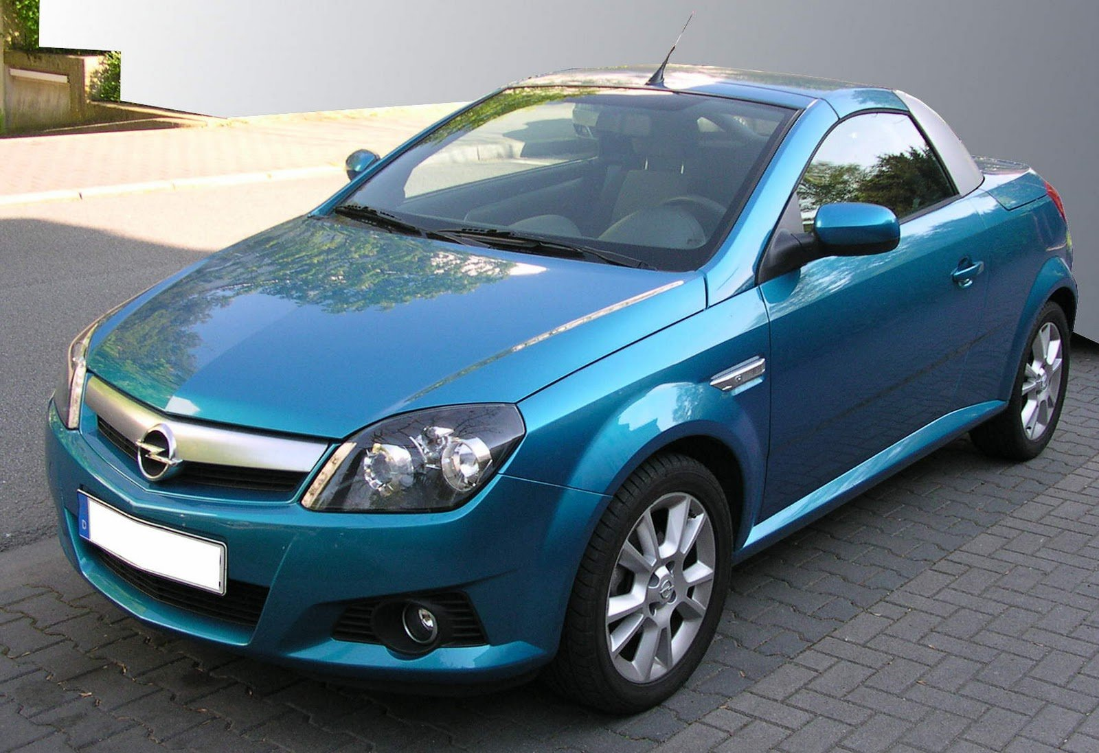 Latest Best Cars Pictures Opel Tigra Free Download