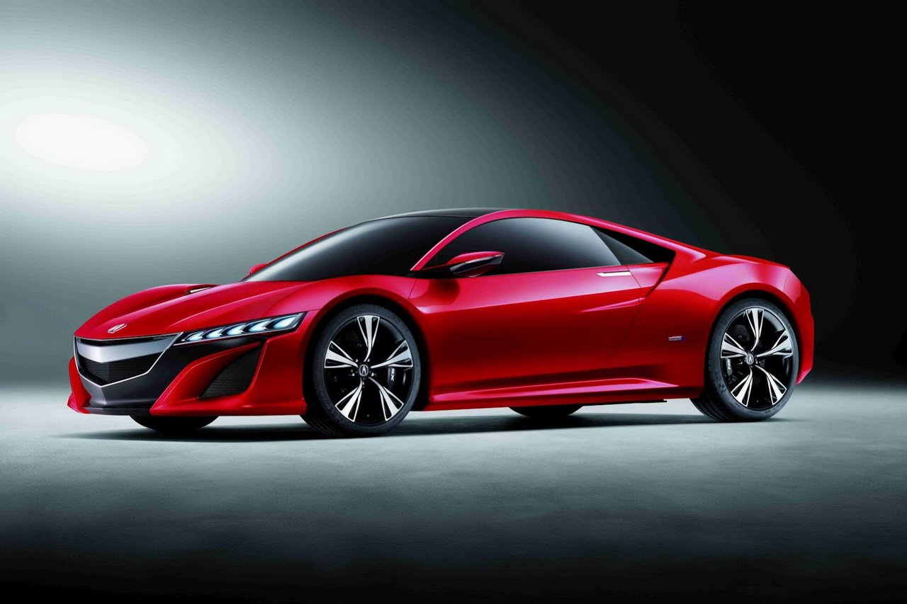 Latest Acura Nsx Concept Wallpapers Auto Cars Concept Free Download