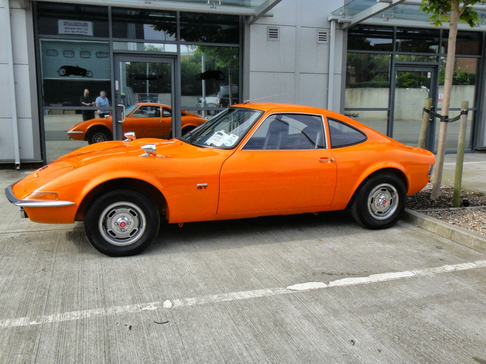 Latest 1970 Opel Gt Fully Restored Auto Restorationice Free Download