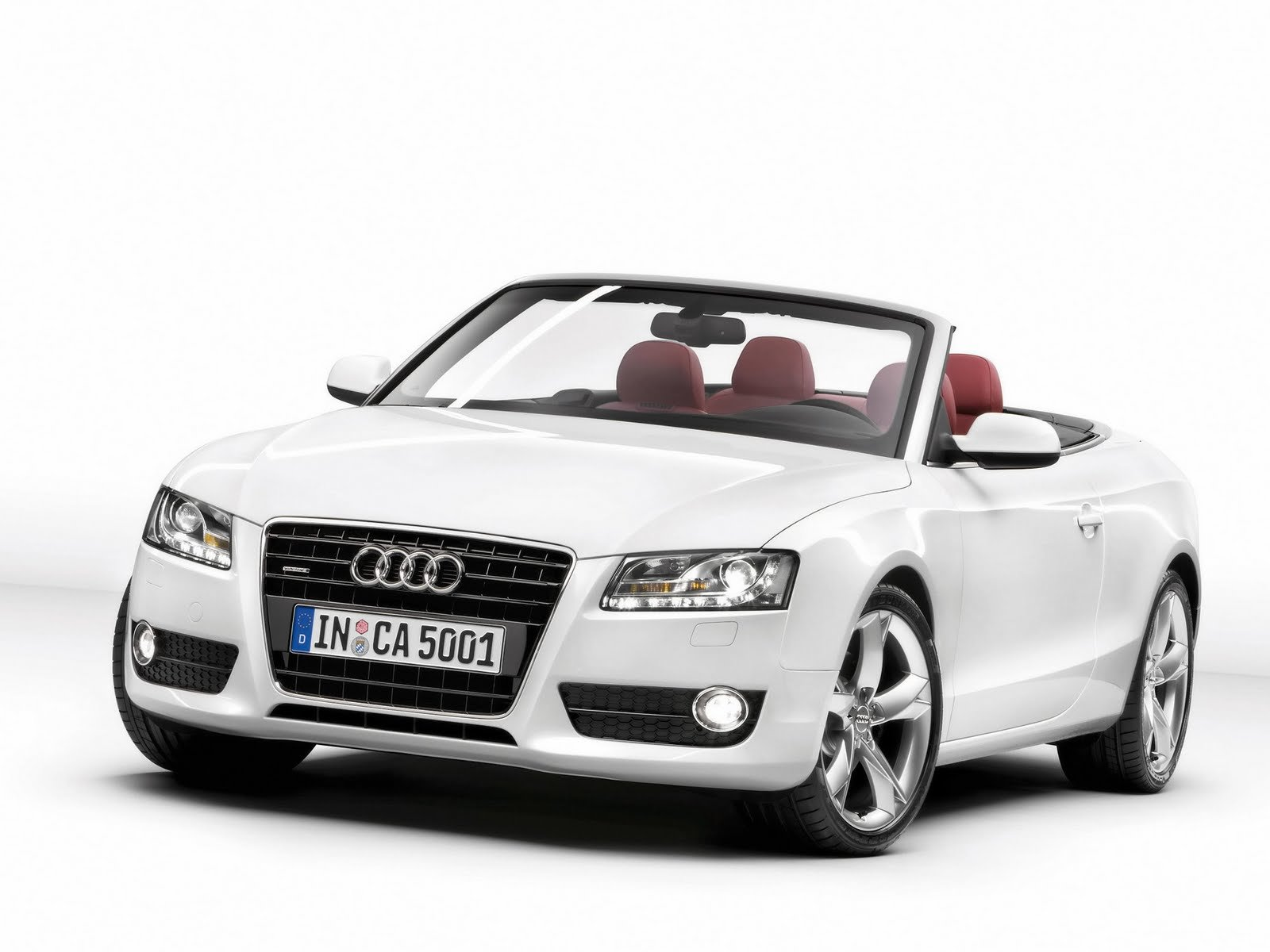 Latest Cars World Audi A5 Convertible Free Download