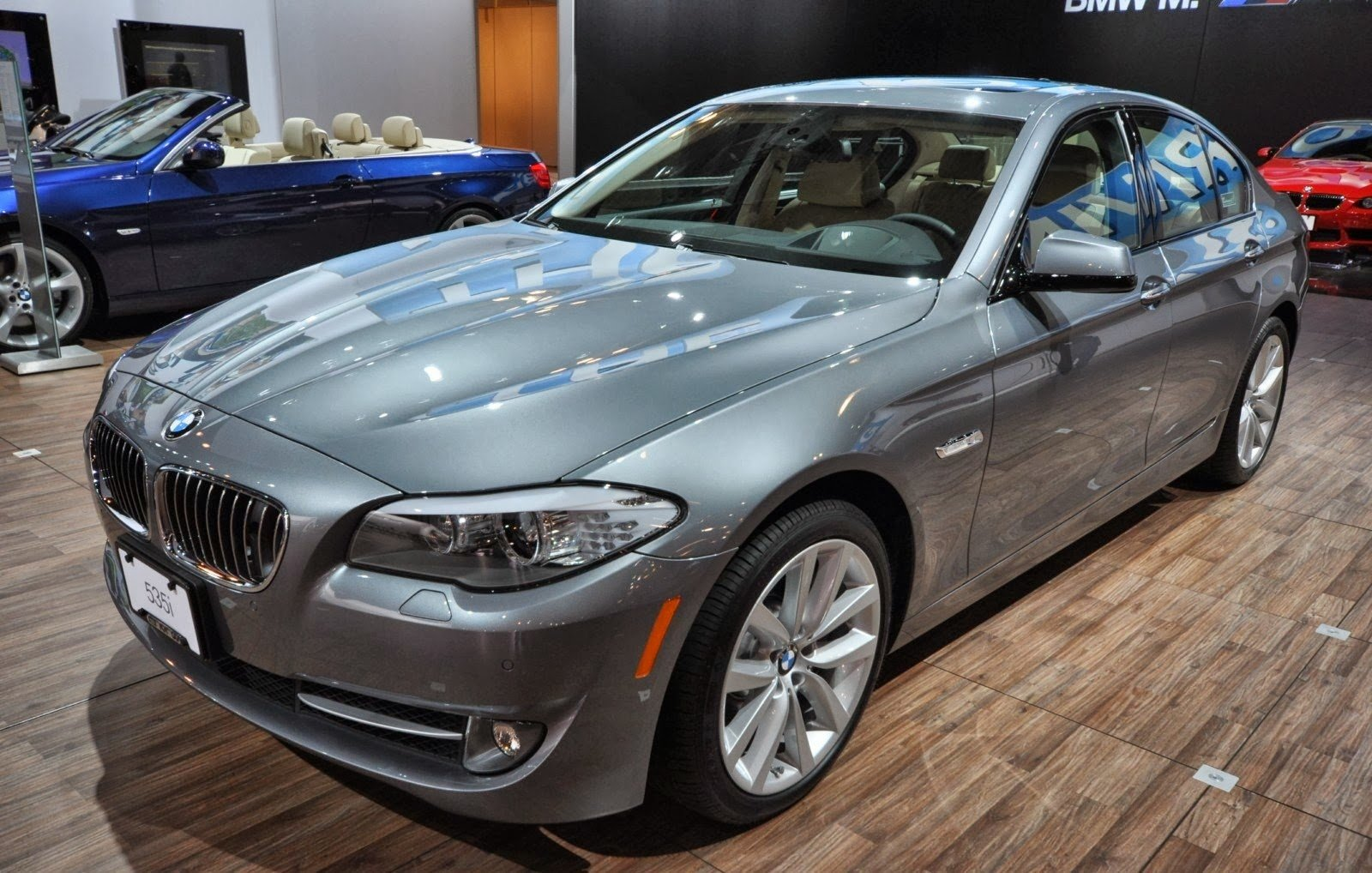 Latest Bmw 535I Car Prices Photos Prices Information Wallpapers Free Download