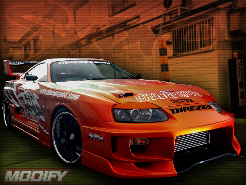 Latest Auto Cars Toyota Supra Free Download