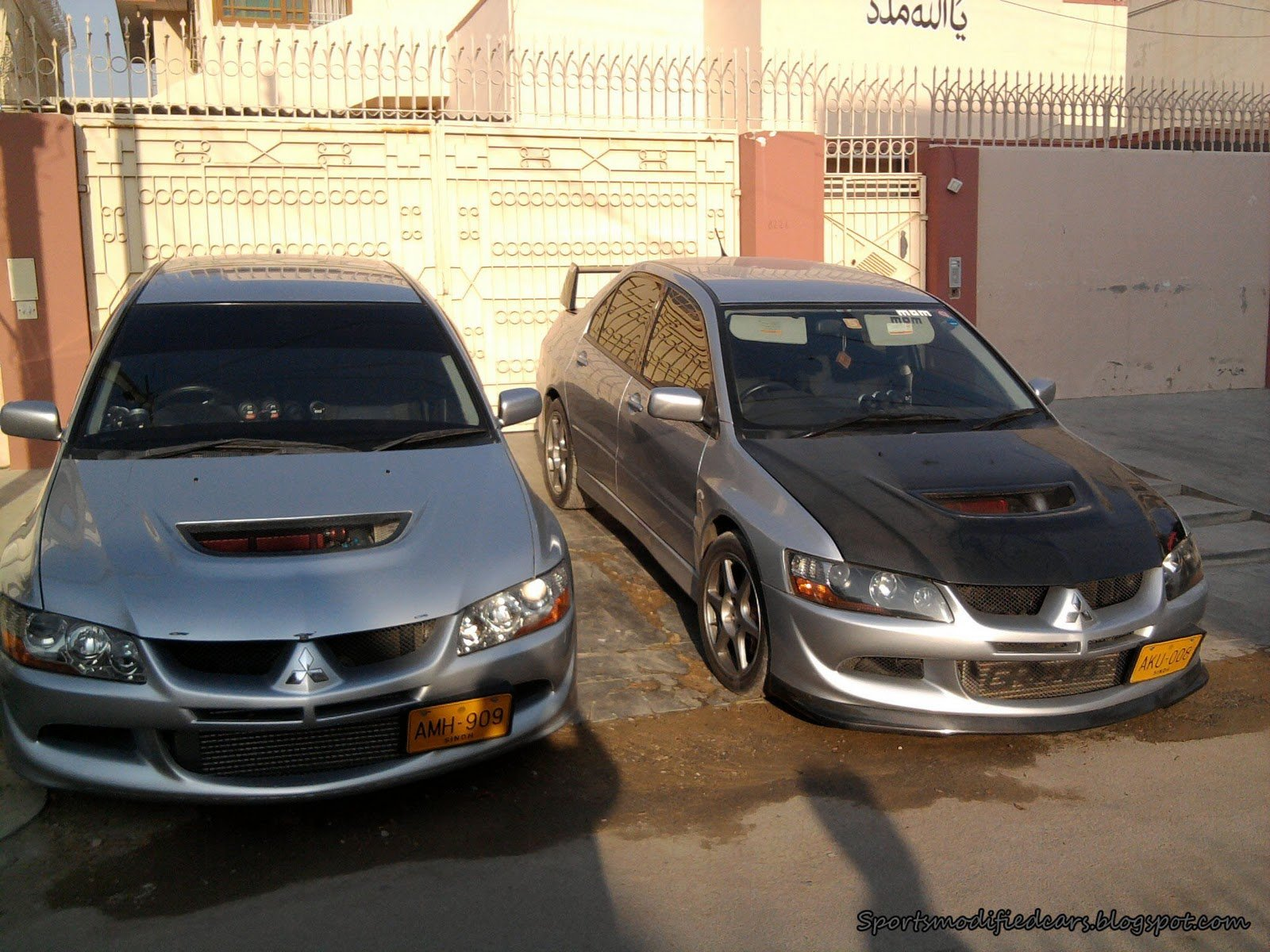 Latest Mitsubishi Lancer Evos Sports Modified Cars Free Download