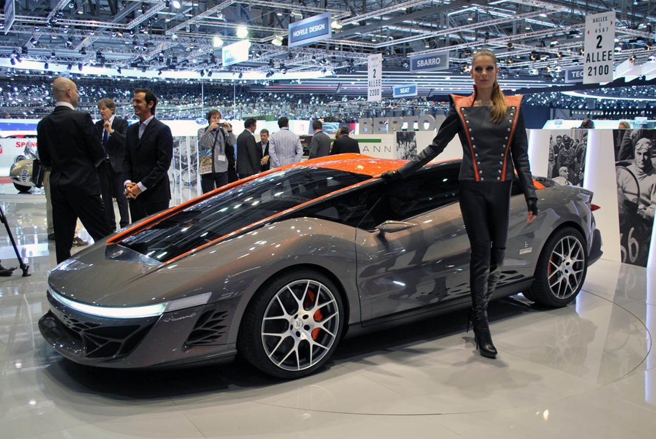 Latest Bertone May Sell Nuccio Concept To Collector For 2 65M Free Download