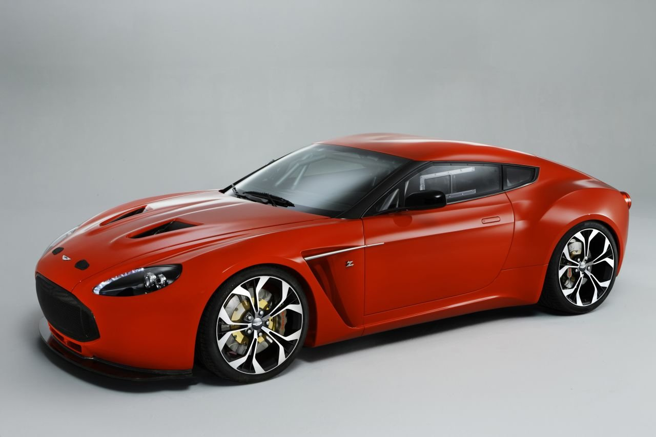 Latest Daily Cars Aston Martin One 77 And V12 Zagato Set For Free Download