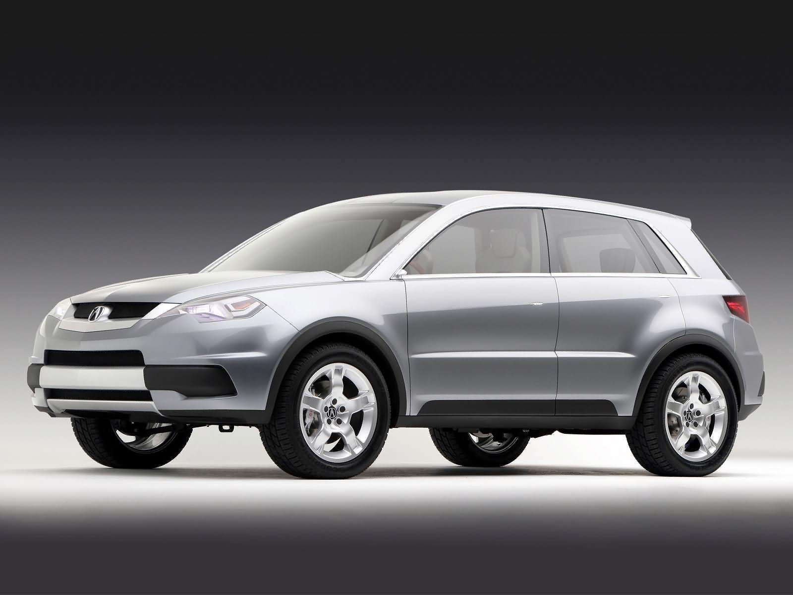 Latest 2005 Acura Rdx Concept Japanese Car Photos Free Download
