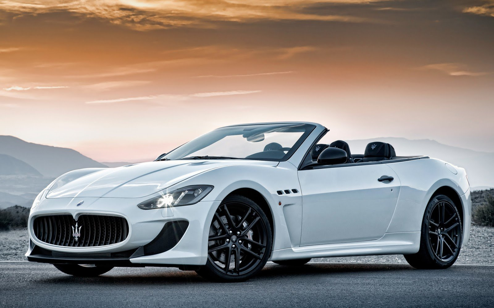 Latest Cars Hd Wallpapers Maserati Granturismo Best Hd Picture Free Download