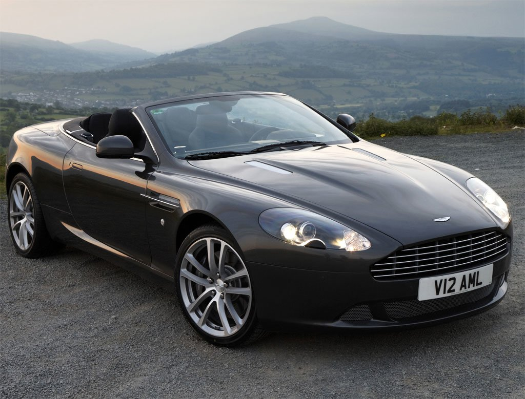 Latest Cool Car Wallpapers Aston Martin Db9 Free Download