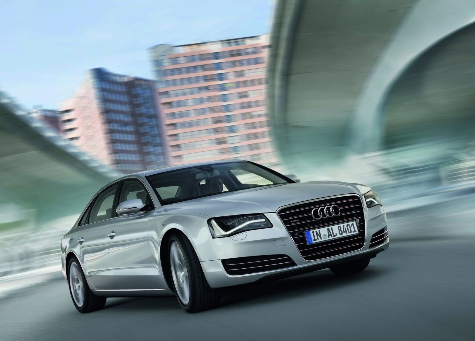 Latest Audi A8 L Hd Wallpapers The World Of Audi Free Download