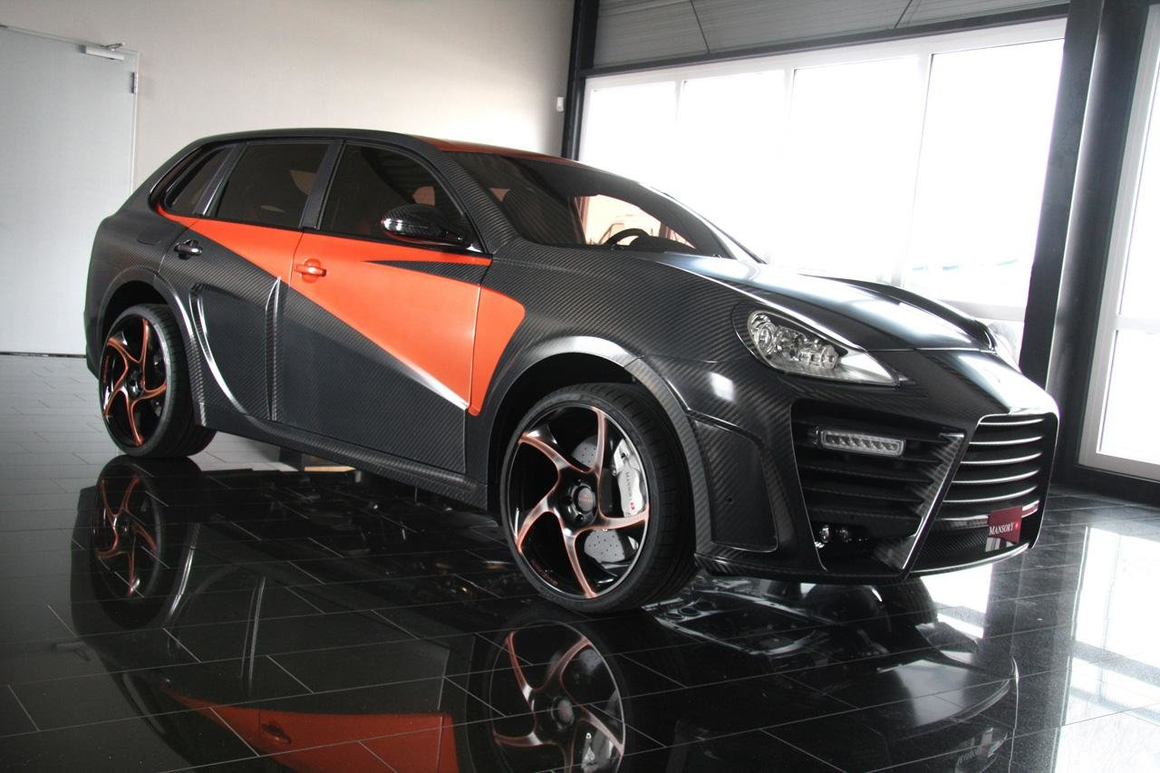 Latest Cars Library Mansory Chopster Free Download