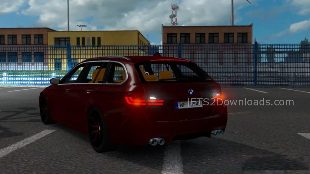 Latest Bmw M5 Touring By Diablo Edit Ets 2 Mods Ets2Downloads Free Download