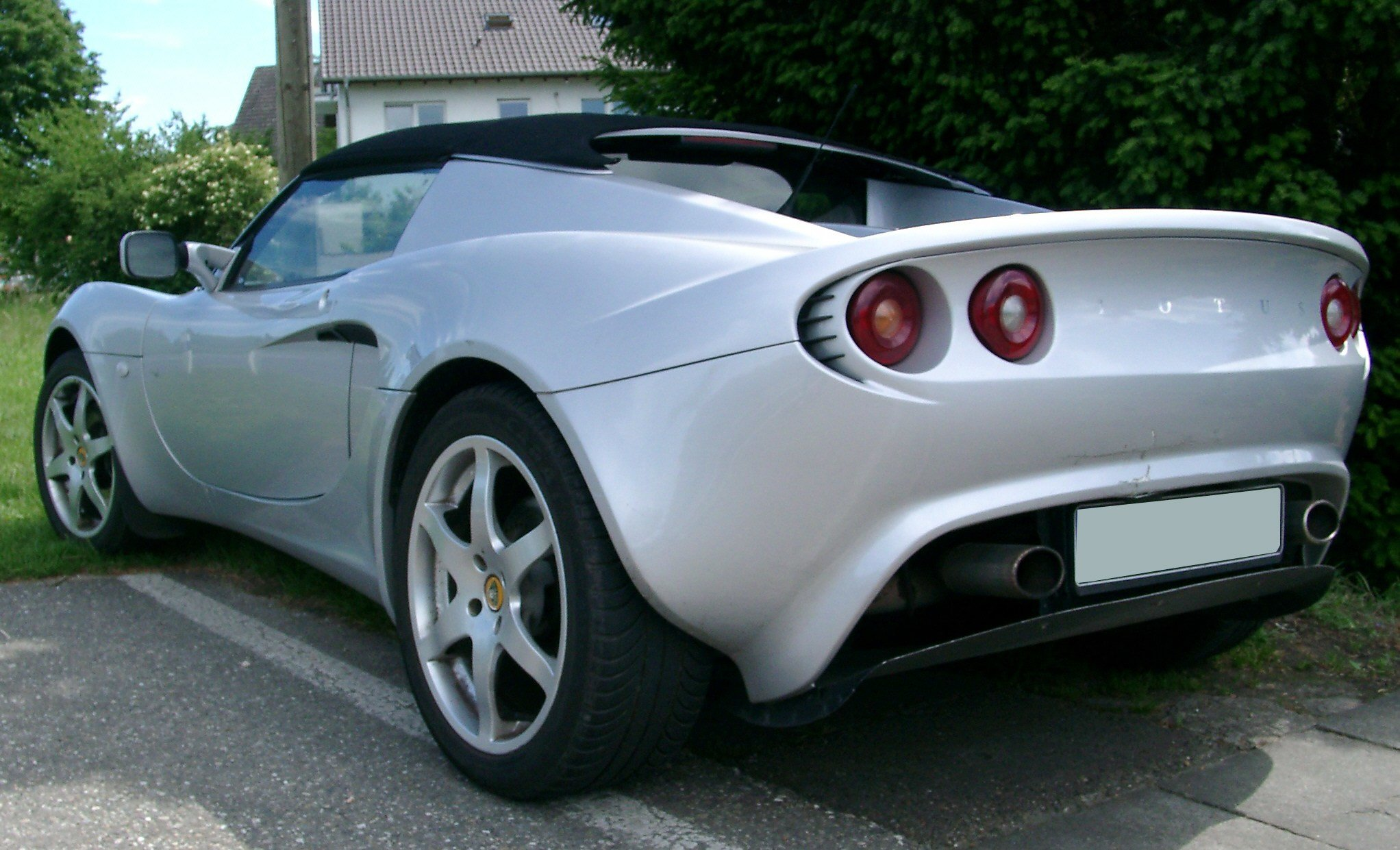 Latest Oval Tipped Euro Exhaust Lotustalk The Lotus Cars Free Download
