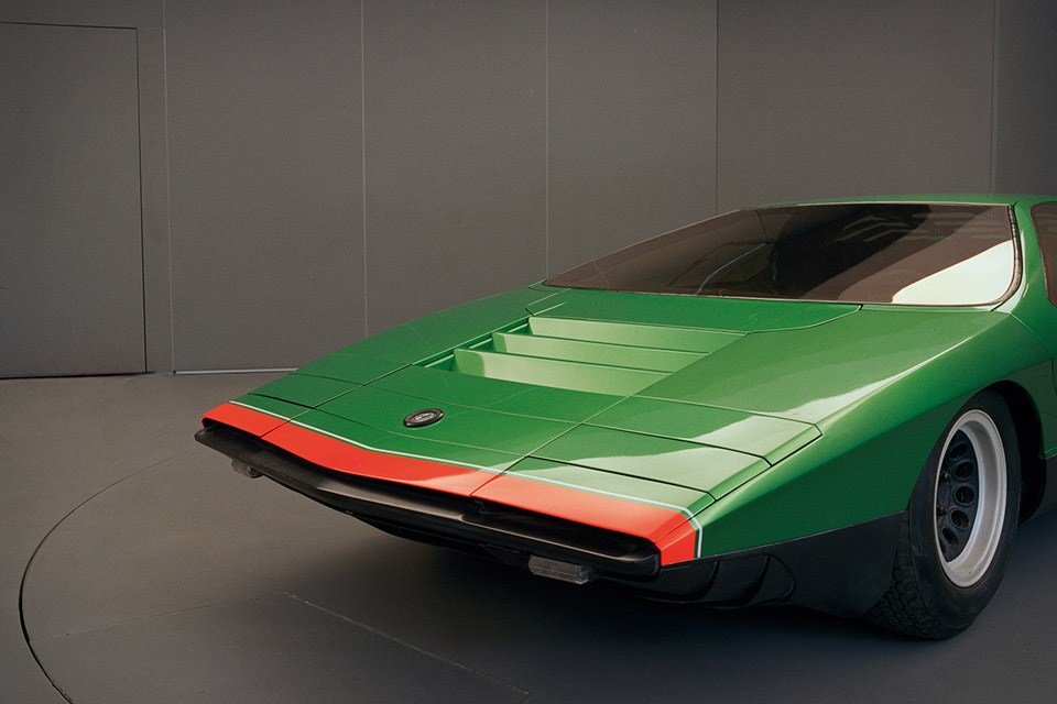 Latest Bertone Concept Cars Uncrate Free Download