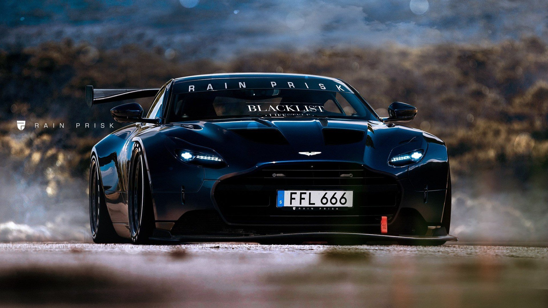 Latest Aston Martin Db11 Race Car Might Look Like This Drivers Free Download