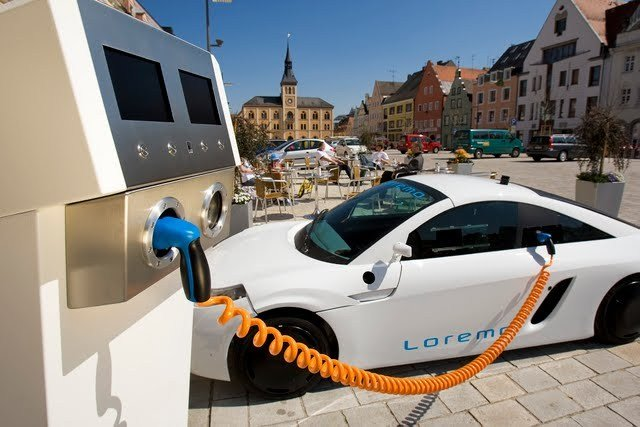 Latest Electric Vehicle Projects Free Download