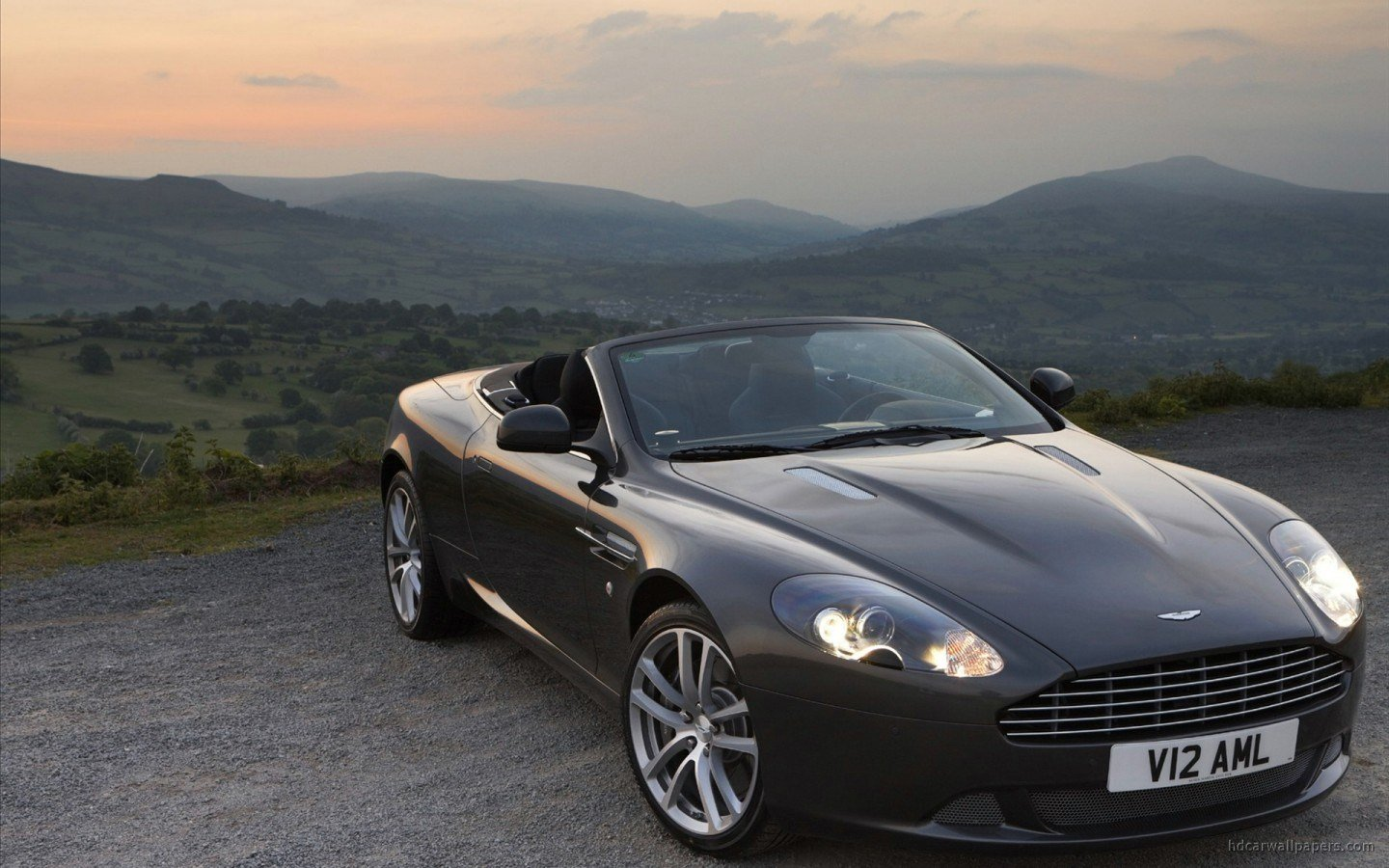Latest 2011 Aston Martin Db9 Wallpaper Hd Car Wallpapers Id 1716 Free Download