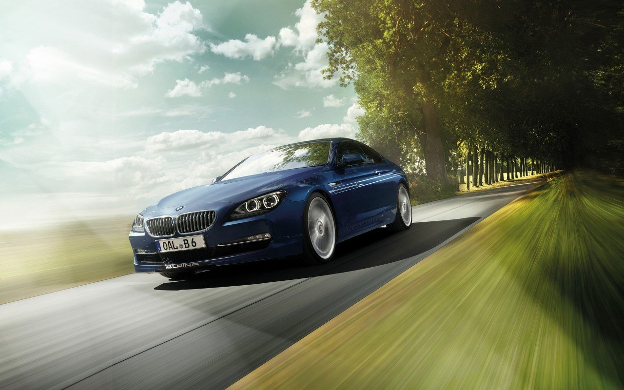 Latest 2013 Bmw Alpina B6 Biturbo 3 Wallpaper Hd Car Wallpapers Free Download
