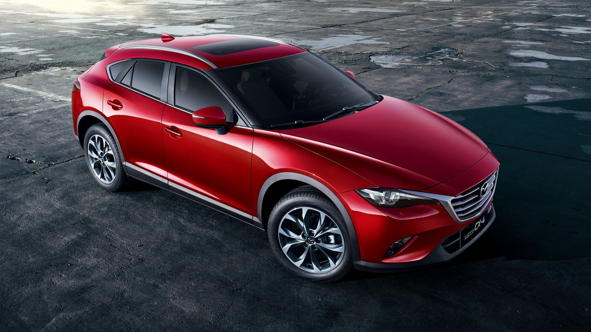 Latest 2017 Mazda Cx 4 4K Wallpaper Hd Car Wallpapers Id 6725 Free Download