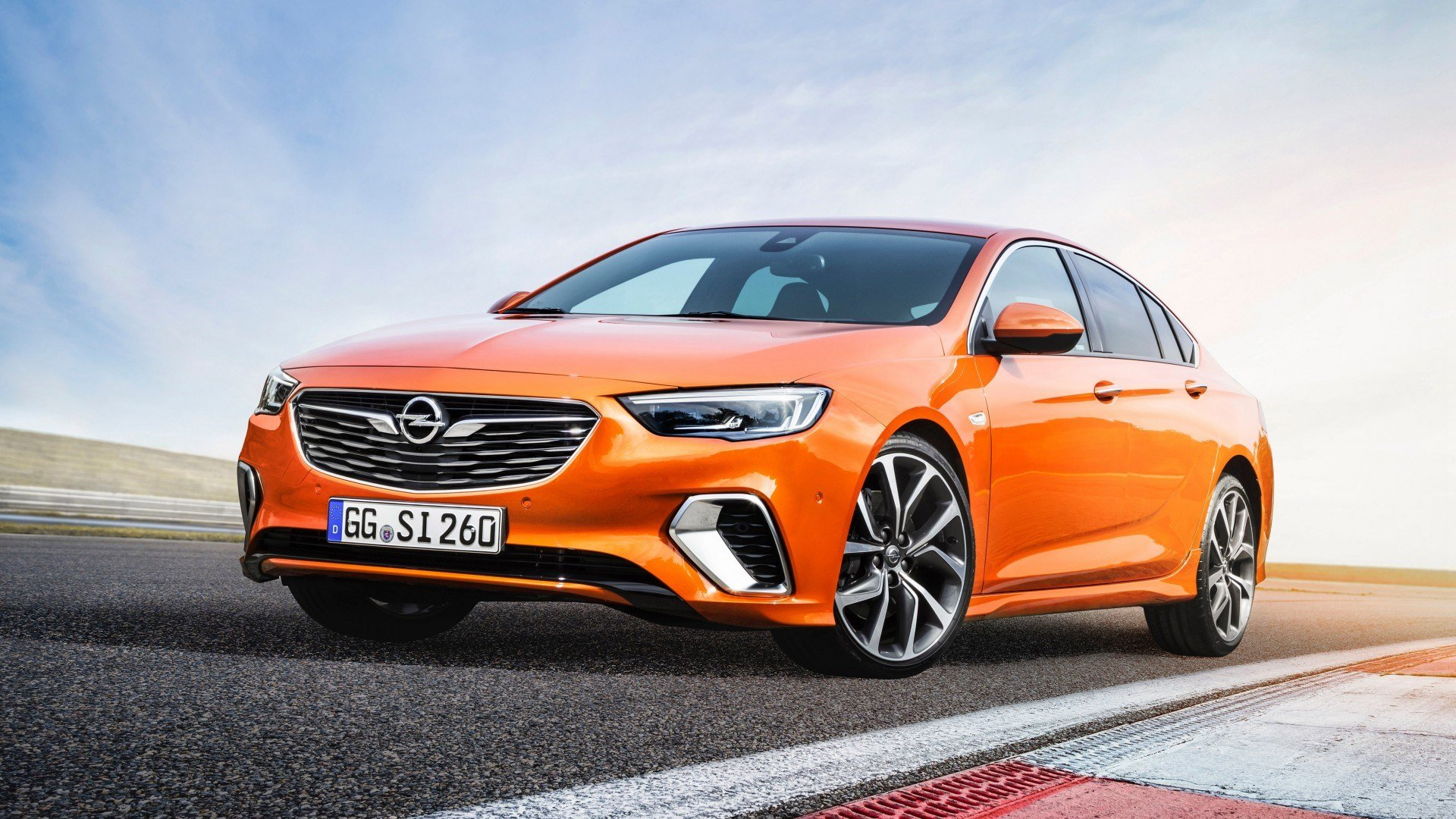Latest 2018 Opel Insignia Gsi 4K Wallpaper Hd Car Wallpapers Free Download