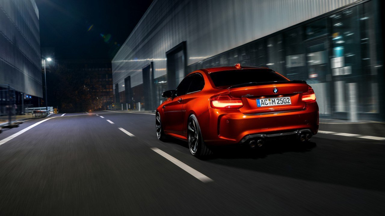 Latest Ac Schnitzer Bmw M2 Competition 5K 2 Wallpaper Hd Car Free Download