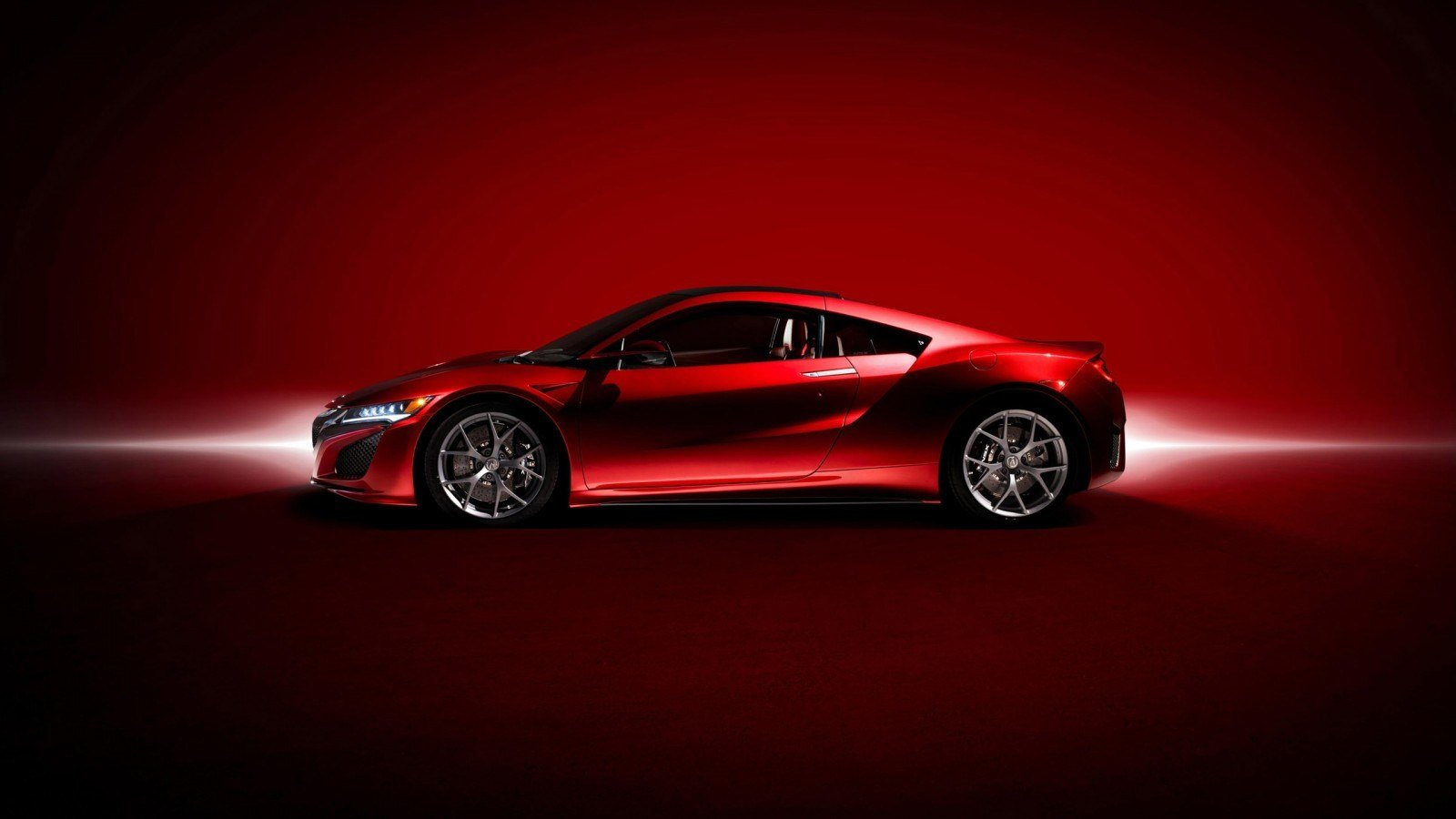 Latest Acura Nsx 2017 Wallpaper Hd Car Wallpapers Id 6575 Free Download