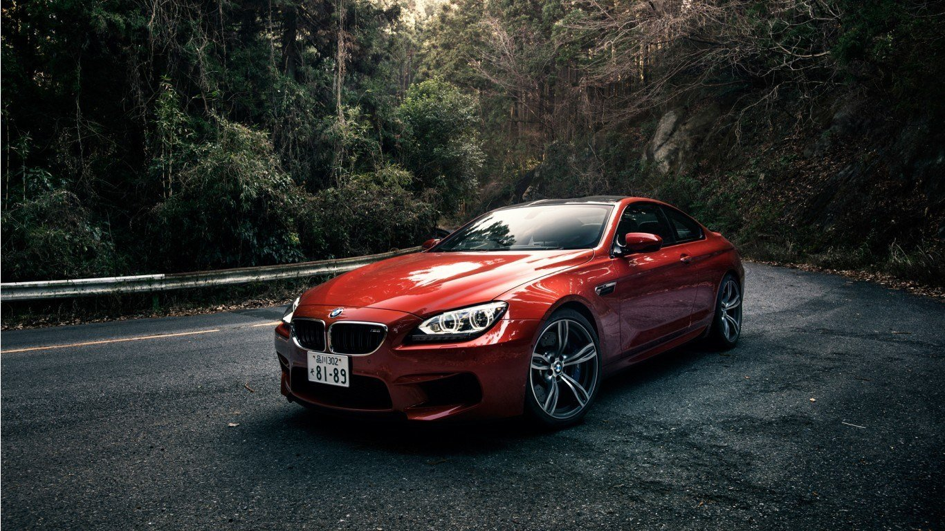 Latest Bmw M6 2 Wallpaper Hd Car Wallpapers Id 3324 Free Download