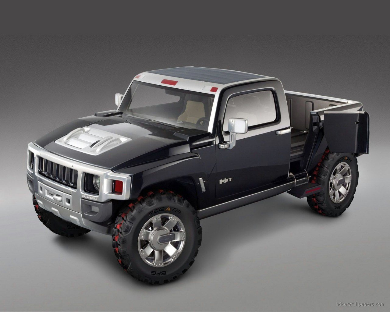 Latest Hummer H3T 3 Wallpaper Hd Car Wallpapers Id 596 Free Download
