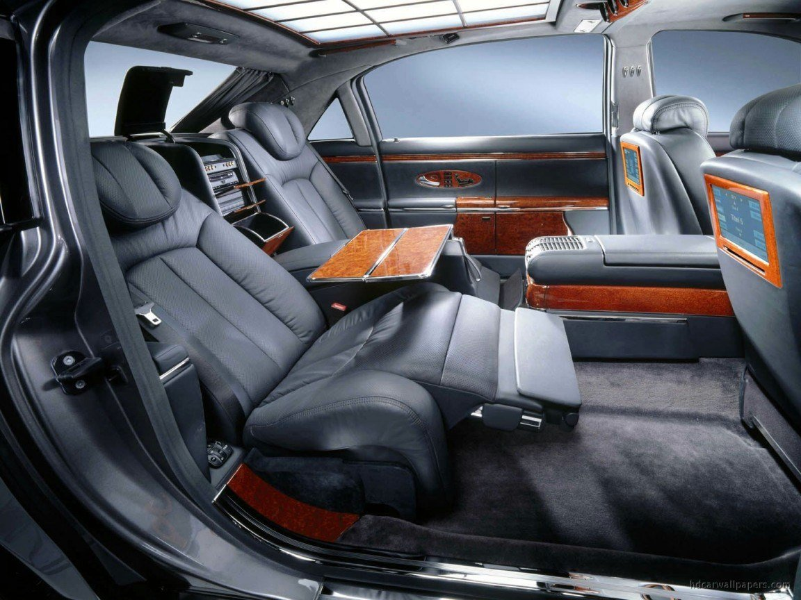 Latest Maybach Interior 3 Wallpaper Hd Car Wallpapers Id 1100 Free Download