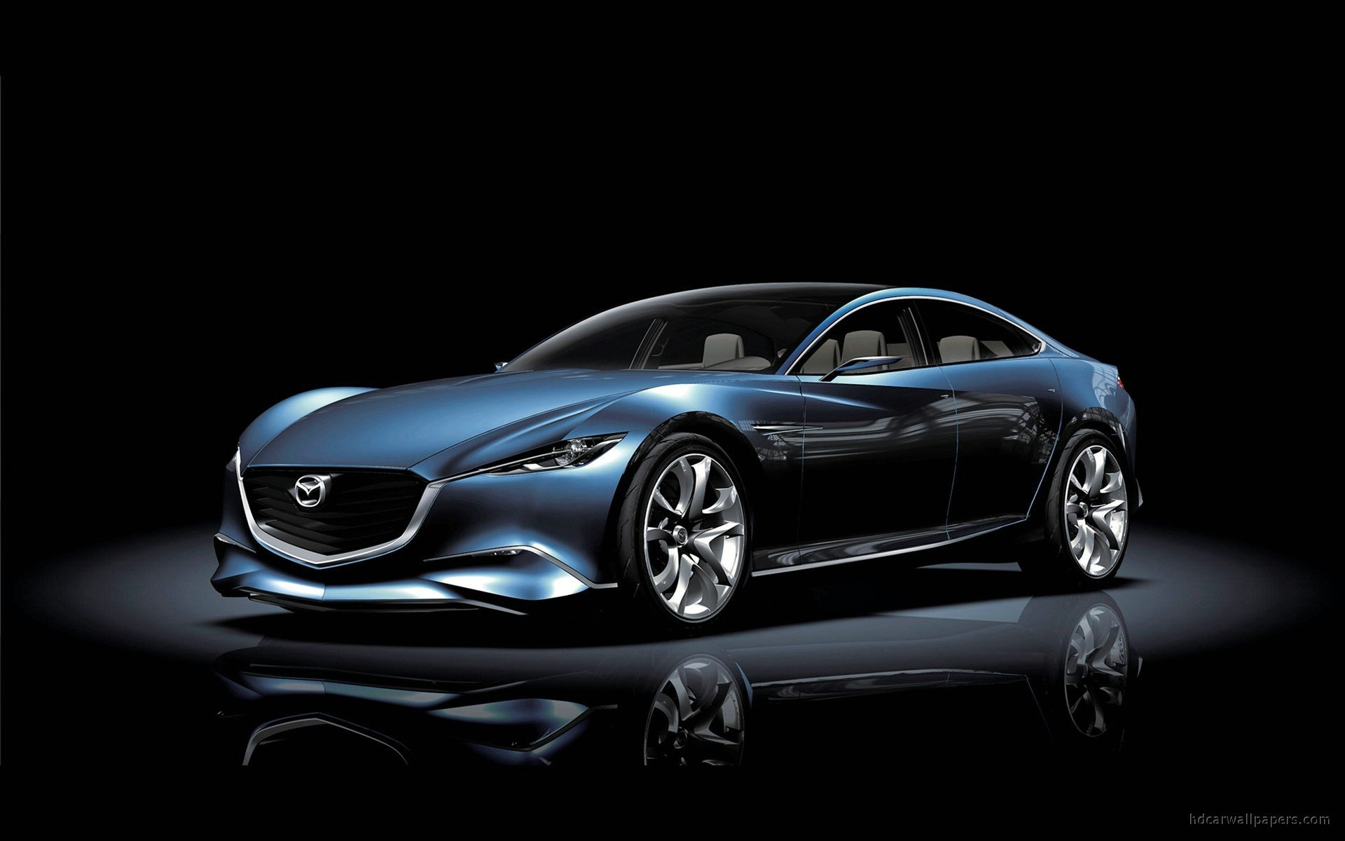 Latest 2011 Mazda Shinari Concept 2 Wallpaper Hd Car Wallpapers Free Download
