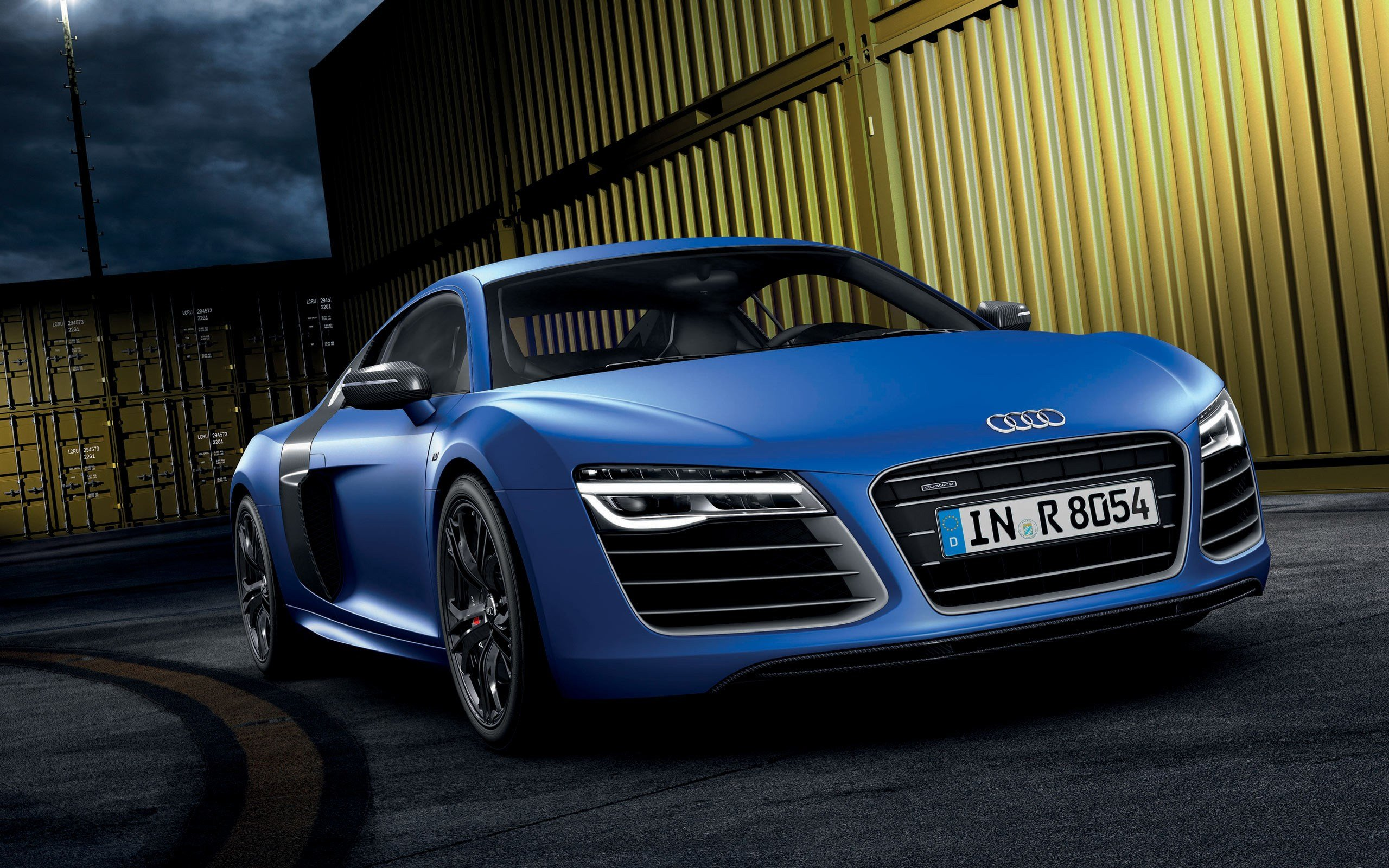 Latest 2013 Audi R8 V10 Plus Wallpaper Hd Car Wallpapers Id 3055 Free Download